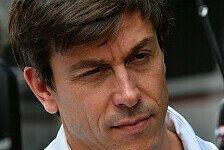 Formel 1 - Platz 2 verteidigt, aber nicht gewonnen: Toto Wolff ist um ein Jahr gealtert