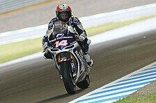 MotoGP - Espargaro trotz Sturz Spa� wie noch nie: De Puniet w�nschte sich CRT-Sieg