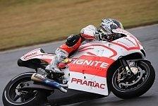 MotoGP - Iannone mit Fehler am Start: Hernandez' Hand machte Probleme