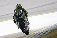 Moto2 - Top-5 im Finale sichern: Aegerter: Drei Monate raus