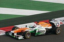 Formel 1 - Knoten bei Force India geplatzt: Endlich wieder Punkte f�r di Resta
