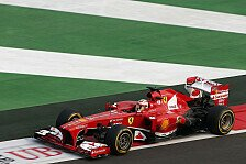 Formel 1 - Keine Punkte nach Startkollision: Alonso ist frustriert und gratuliert
