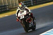 Moto2 - Ein weiteres Heimrennen: Schr�tter: Sch�n vom Team verabschieden