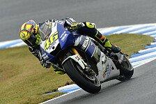 MotoGP - F�rs Podium h�tte es nicht gereicht: Rossi: Das war mein Fehler