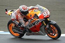MotoGP - 20 Punkte mitgenommen: Marquez war in Motegi am �u�ersten Limit