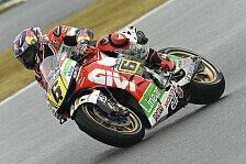 MotoGP - Mit Handicap auf Rang f�nf: Bradl: Ich hatte Schmerzen im Kn�chel
