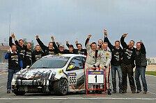 VLN - Doppeltes Gl�ck im Jahr 2013: Die Meister 2013 im Portrait: Groneck Motorsport