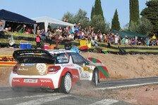 WRC - Lachendes und weinendes Auge: Video - Citroens R�ckblick auf die Rallye Spanien
