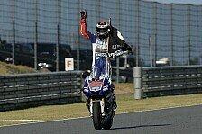 MotoGP - Lorenzo holt besonderen Erfolg: Yamaha feiert 200. Sieg
