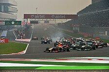 Formel 1 - 2015 letzte Chance: Indien: Ecclestone macht Hoffnung auf R�ckkehr
