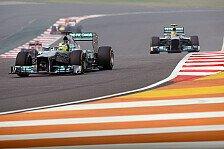 Formel 1 - Hamilton erlebt enttäuschendes Rennen