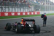Formel 1 - Vettel lobt: Red Bull ist wie ein Terrier