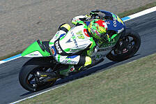 Moto2 - Cortese und Schr�tter in den Punkten: Aegerter schrammt am Podium vorbei