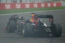 Formel 1 - Bilder: Indien GP - Sonntag