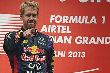Formel 1 - Von falschen & richtigen Strategien: Indien GP: Die neun Antworten zum Rennen