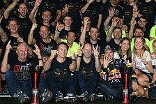 Formel 1 - Das beste Team: Horner: Jeder Fahrer will zu Red Bull