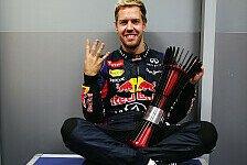 Formel 1 - Vettel und die Legenden: Was er denkt