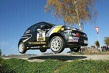 ADAC OPEL Rallye Cup - Die h�rteste Meisterschaft, die ich je gefahren bin: Markus Fahrner
