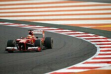 Formel 1 - F�nfter & letzter Teil: Video: Ferrari erkl�rt die Technik der F1