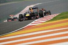 Formel 1 - Mark Webber: Im Schatten von Vettel
