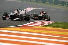 Formel 1 - Boullier: Noch nichts entschieden: H�lkenberg: Lotus hat andere Probleme