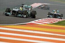 Formel 1 - Der Stern gl�nzt wieder: Nico Rosbergs Video-Blog nach dem Indien GP