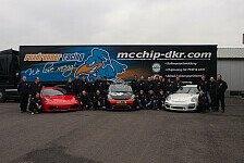 VLN - Zu Gast bei Roadrunner Racing: Der Ablauf eines Rennwochenendes