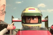 Formel 1 - SENNA: Video - McLaren Tooned 50: Episode 6