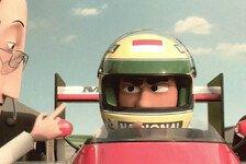 Formel 1 - Erinnerung an eine Legende: Video - McLaren Tooned 50: Episode 6