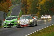 VLN - Rang drei beim Finale: GetSpeed: St�rkstes Porsche-Cup-Team in der VLN
