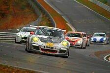 VLN - Beide Cup-Porsche auf dem Podium: Black Falcon: Zwei Top-Ten-Pl�tze beim Finale