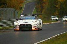 VLN - Frikadelli in Lauerstellung: Pole-Position f�r Nissan