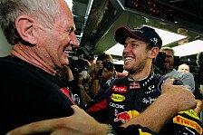 Formel 1 - Titelgewinn immer mit gutem Team verbunden: Vettel: Alonso hatte auch ein starkes Team