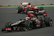 Formel 1 - Kampf gegen Ferrari: Lotus Vorschau: Brasilien GP