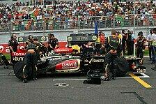 Formel 1 - Ziel lautet Zweiter in der Konstrukteurswertung: Gerard Lopez