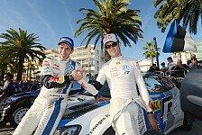 WRC - Straffer Zeitplan: Noch kein Urlaub f�r Weltmeister Ogier