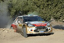 WRC - Hirvonen bereut Citroen-Jahre nicht