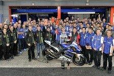 MotoGP - Yamaha - Der Weg zu 200 Siegen
