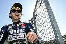 MotoGP - Valentino Rossi zu Suzuki: Boss fragte per Facebook an