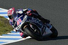 MotoGP - De Puniet k�mpft mit Motorbremse: Espargaro: Sturz mit neuem Chassis