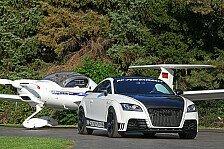 Auto - Erfolgreiches Gemeinschaftsprojekt: AUDI TT RS von PP-Performance und Cam Shaft