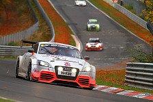 VLN - Erfolg beim Saisonabschluss: Knapper Klassensieg f�r race&event