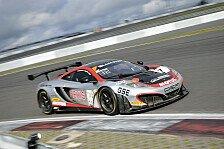 Blancpain GT Serien - Endstation Baku?: Hexis Racing: Keine Rettung in Sicht