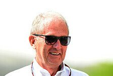 Formel 1 - Video: Dr. Helmut Marko im Interview