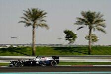 Formel 1 - Boxenstopps kosteten Zeit: Williams: Bessere Pace nicht mit Punkten belohnt