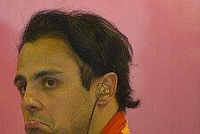 Formel 1 - Nur Platz acht f�r Alonso - Massa Zehnter: Ferrari nach schwachen Trainings entt�uscht