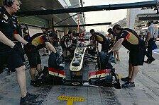 Formel 1 - Kein Risiko - kein Erfolg: Lotus: Keine Reue �ber R�ikk�nen-Entscheidung