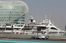 Formel 1 - Zwei Renndistanzen abgespult: Mercedes: Kleine probleme, gro�e Zufriedenheit