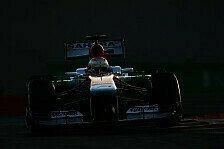 Formel 1 - W�re gerne in der Formel 1 geblieben: Di Resta: Vorerst kein Einsatz bei Mercedes GP