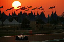 Formel 1 - Abu Dhabi aus religi�sen Gr�nden Saisonfinale: Ecclestone verteidigt Punkte-Regel erneut